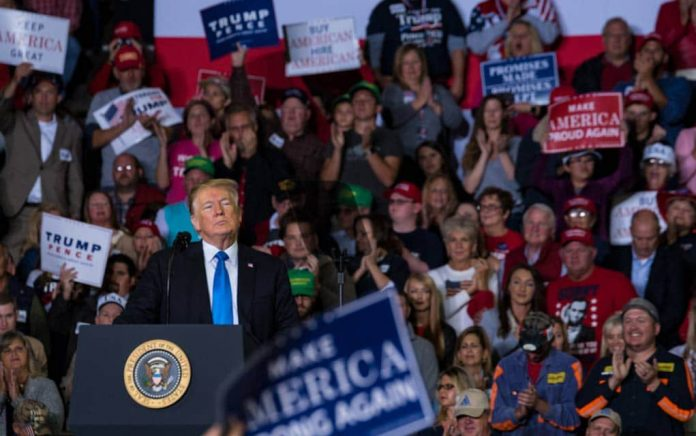 Trump Plans to Make Campaign Rally Safe