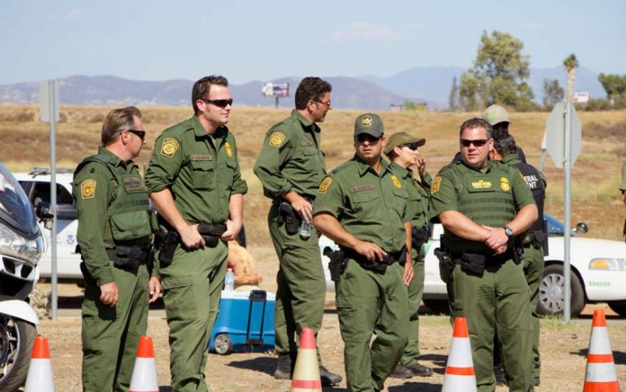 Border Patrol Agents Make Second-Largest Meth Bust Ever