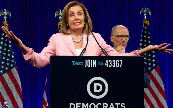 Pelosi Says House Close to Reaching Deal on COVID-19 Relief