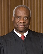 Left-Wing Host Attacks Justice Thomas - Calls Him