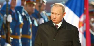 Vladimir Putin Suggests He Might Quit as Russia's President (REPORT)