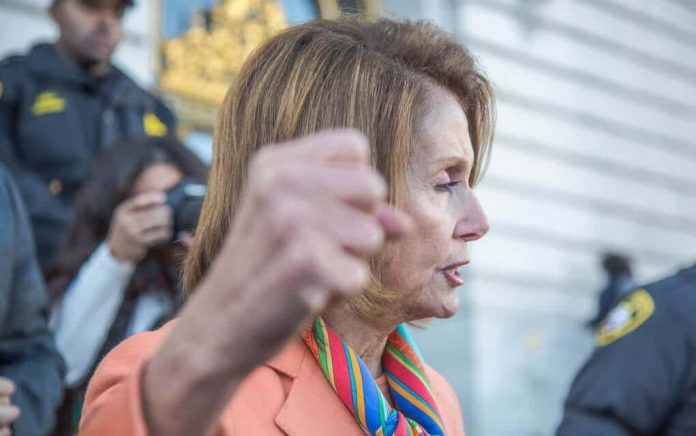 Top Democrat Takes Aim at Nancy Pelosi Over COVID Relief Delays