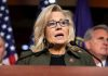 Republicans Amp up to Remove Liz Cheney From Leadership Position