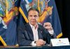 White House Throws Andrew Cuomo Under the Bus