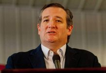 Ted Cruz Targeted With Nasty Billboard Campaign