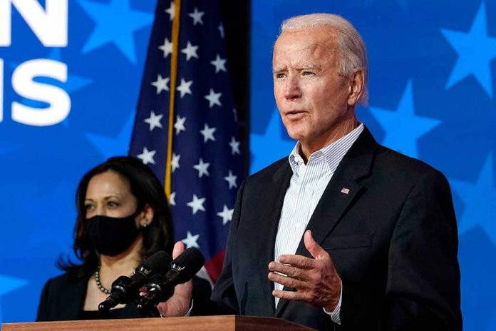 Biden's Racist Relief Plan Finally Being Stopped