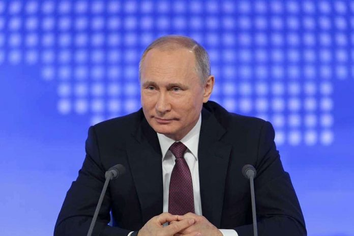 Putin Reveals New Weapon of War, The
